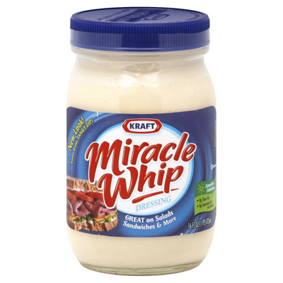save off any 2 miracle whip dressing. Black Bedroom Furniture Sets. Home Design Ideas