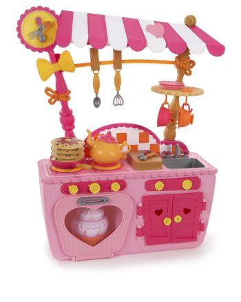 Lalaloopsy Magic Play Kitchen and Cafe